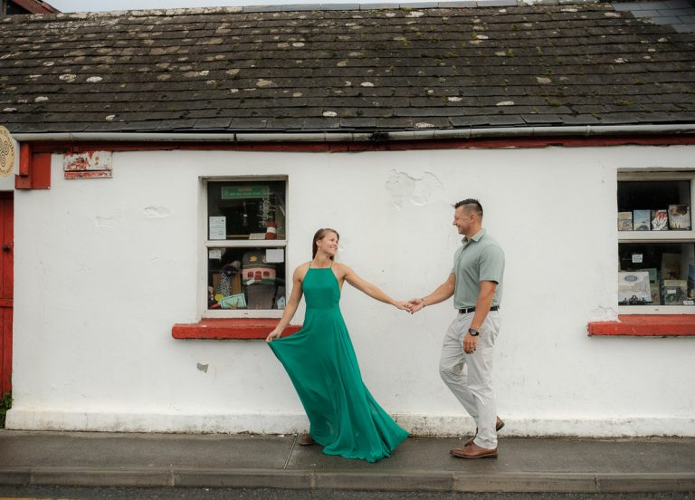 Elopement photography by Paul Corey Photography, Ennis, County Clare