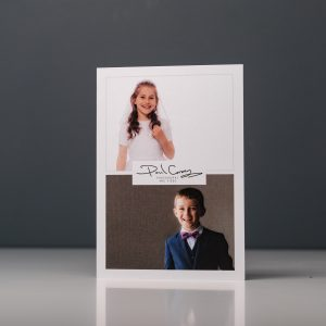 Communion or Confirmation Portrait Voucher